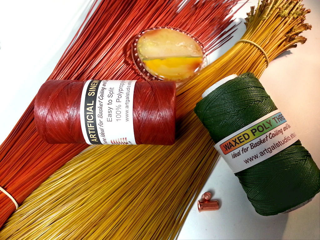 Basket Making Supplies Florida : Florida pine needles your source for natural and dyed