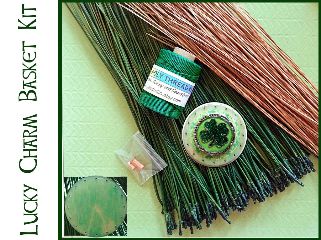 Basket Making Supplies Ireland : Florida pine needles your source for natural and dyed